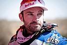 Francisco López retires from the Dakar