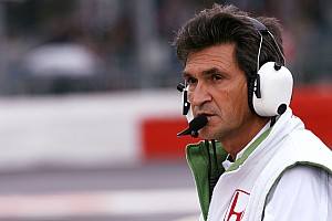 Liuzzi unlikely to keep HRT seat says HRT's Eeckelaert