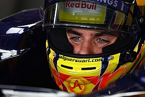 Alguersuari turned down reserve role - Newey