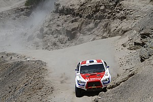 Riwald Dakar Team stage 12 report