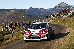 M-Sport Ford Monte Carlo leg 1 summary