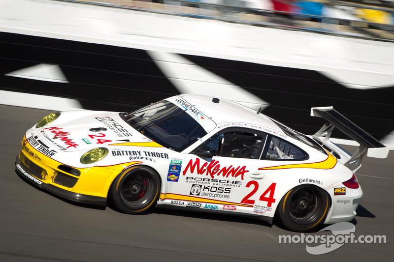 Alex Job Racing ready for Daytona 24H