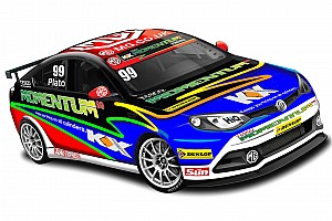 BTCC Triple 8 lands MG UK works deal for new season title fight