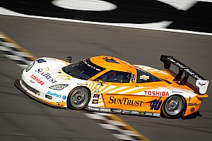 Team Chevy Daytona 24H qualifying report