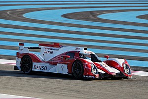 WEC Toyota Racing completes test of TS030 hybrid at Paul Ricard