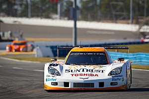 Grand-Am Chevrolet Daytona 24H interview: SunTrust Racing team