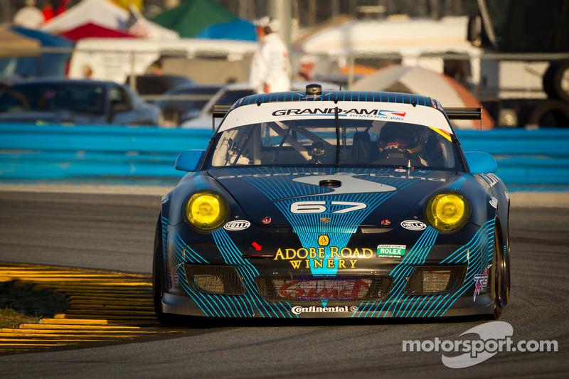 TRG Daytona 24H hour 16 report