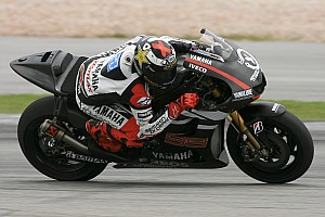 Positive Start to 2012 for Yamaha Factory Racing in Sepang