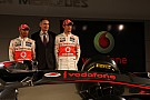 McLaren denies 2012 car close to legal limits