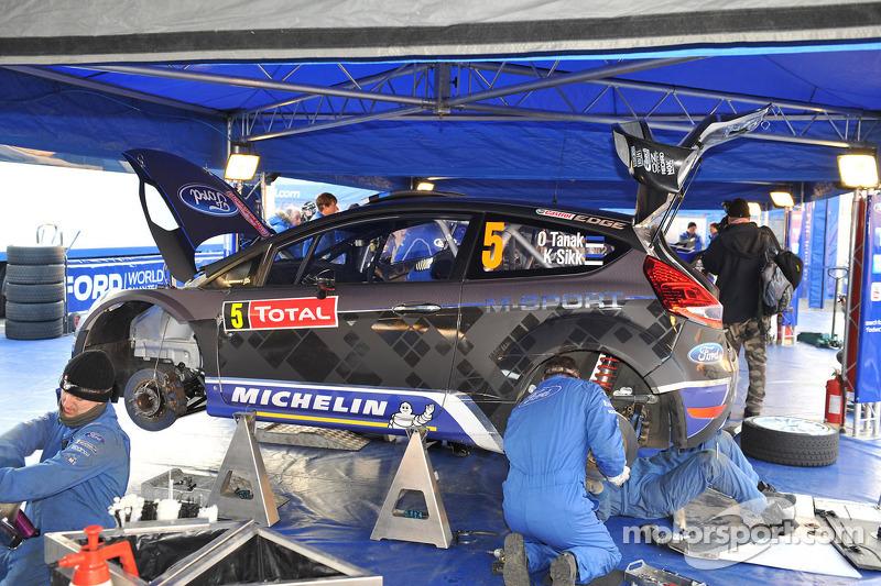 FIA appoints M-Sport as WRC Academy promoter