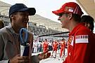 Raikkonen could be 'serious' title opponent - Vettel
