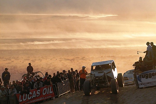 Valley of the Kings - full report of the King of the Hammers