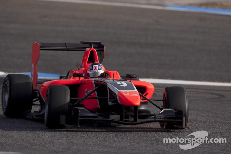 Marussia Manor Racing Estoril test report