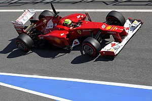 Ferrari Barcelona testing -  Day 4 report