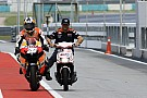 Engine problems halt testing for Honda