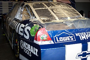 Heavy penalty handed to Hendrick Motorsport team by NASCAR
