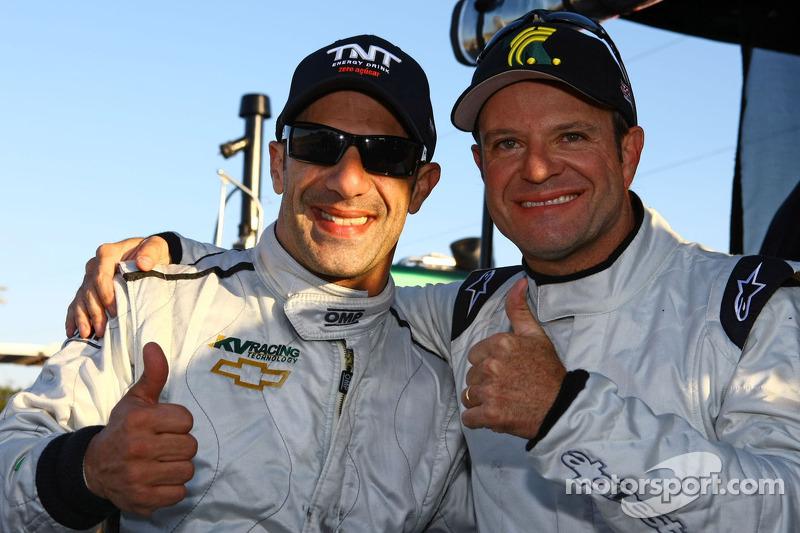 Barrichello confirms Indycar move for 2012