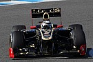 Lotus Barcelona test II -  Day 3 report