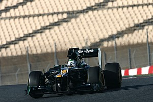 Caterham Barcelona test II -  Day 3 report