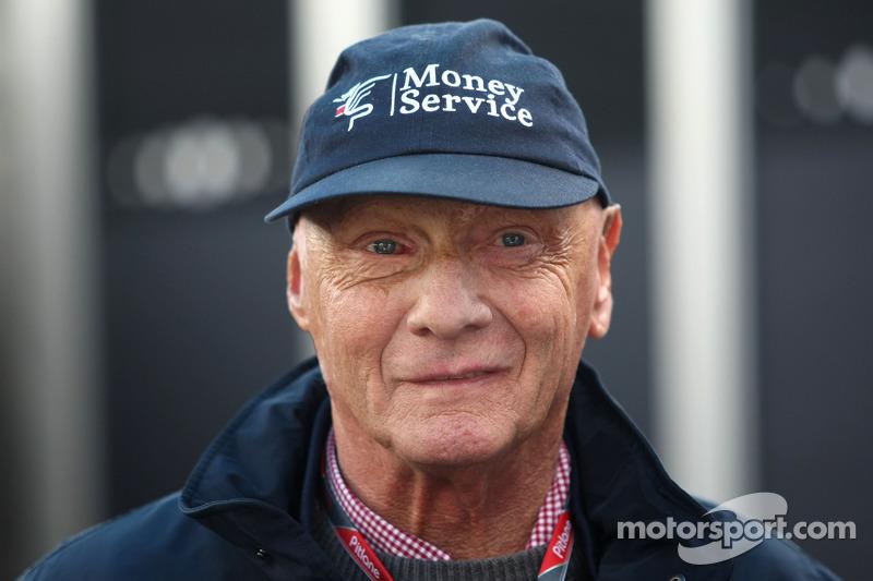 Ferrari predicament 'dramatic' - Lauda