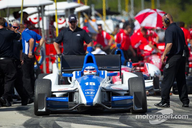 RLL Racing names Gerry as race engineer for Sato