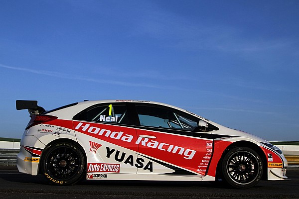 2012 Honda gets officially unveiled with new Title Sponsor