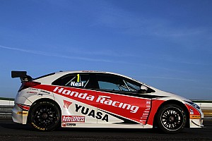 BTCC 2012 Honda gets officially unveiled with new Title Sponsor