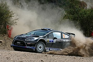 M-Sport Rally Mexico leg 2 summary