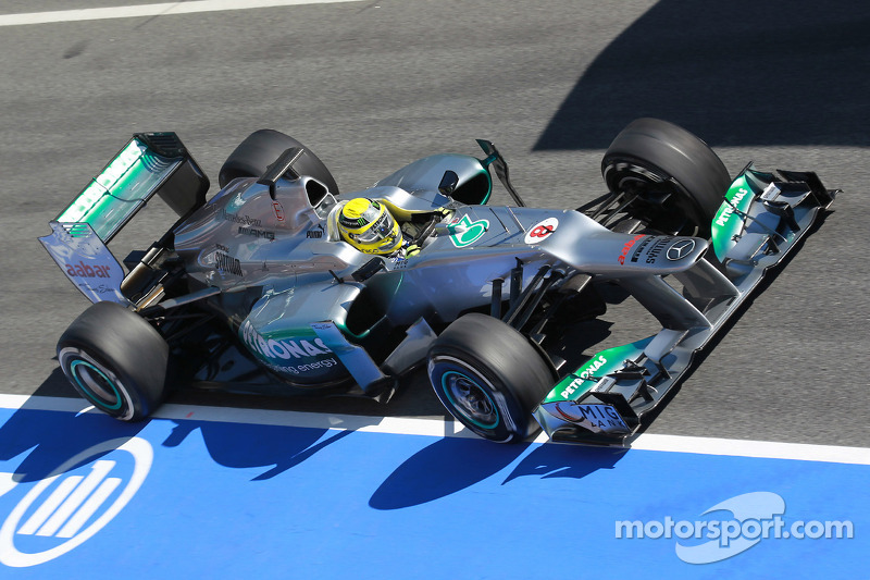 Mercedes upbeat ahead of Australian GP at Melbourne