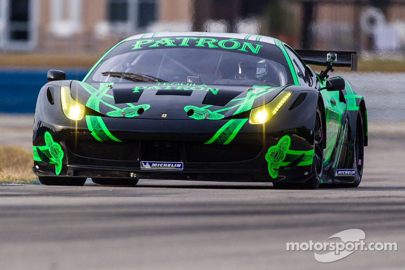 Extreme Speed Motorsports Sebring Thursday report