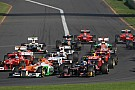 Force India Australian GP - Melbourne race report
