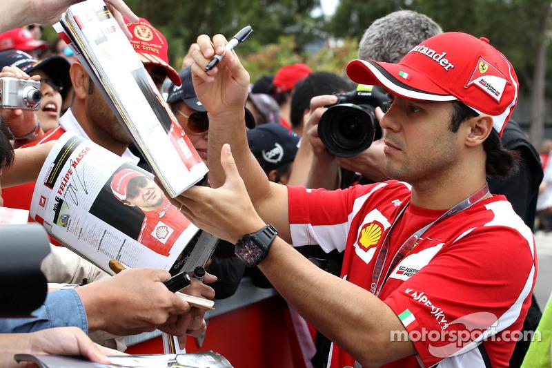 Report links Trulli with Massa's Ferrari race seat