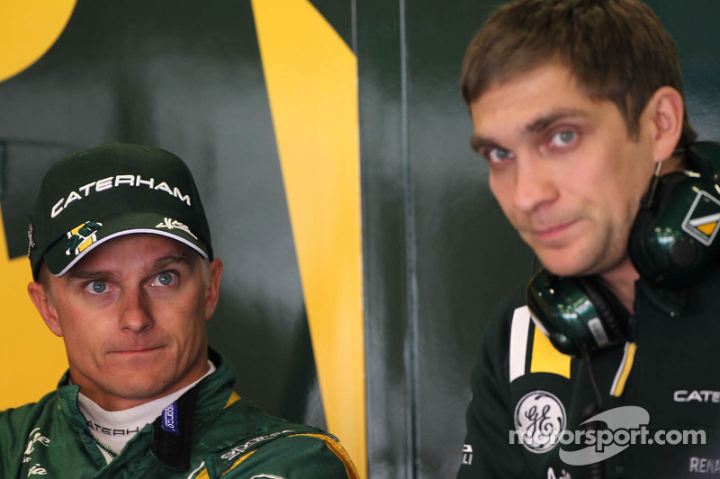 Caterham Malaysian GP - Sepang preview