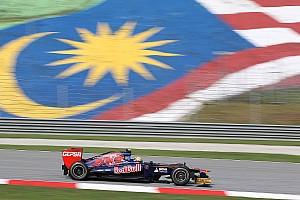 Toro Rosso Malaysian GP - Sepang Friday report