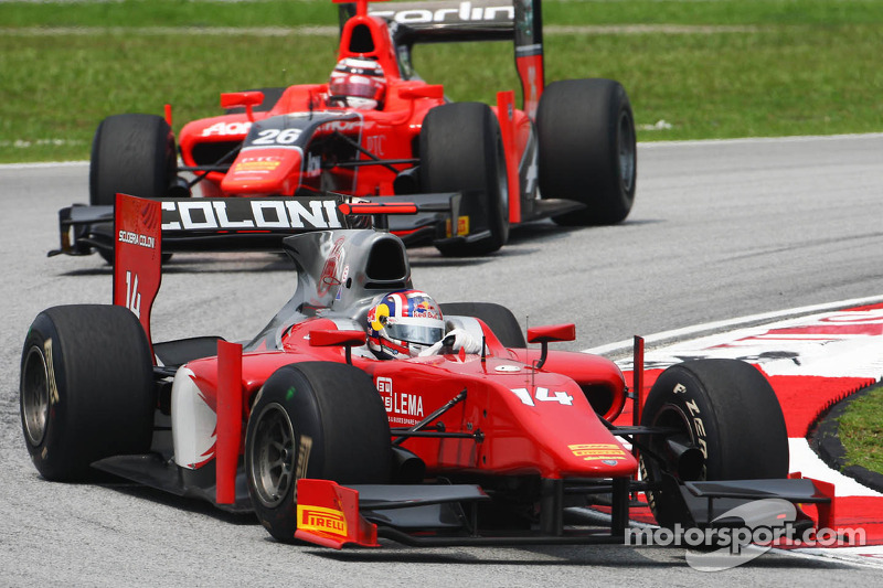 Scuderia Coloni Sepang race 1 report