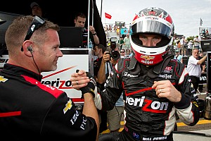 IndyCar  Power puts Chevrolet power on the pole in St. Pete
