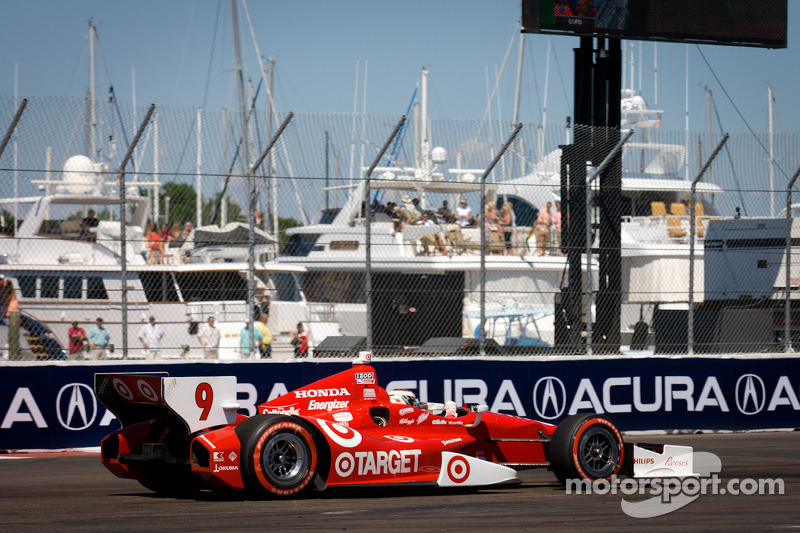 Honda Racing St. Pete race report