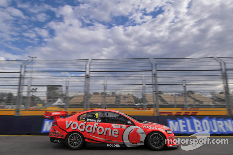 TeamVodafone prepare for on-track assault at Tasmania Challenge
