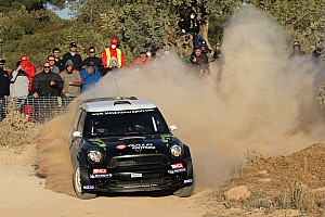 Team MINI Portugal Rally de Portugal leg 1 summary