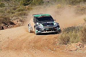 Hayded Paddon Rally de Portugal leg 2 summary