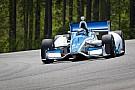 Sarah Fisher Racing Birmingham qualifying report