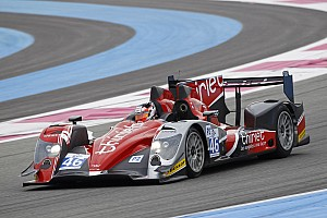 European Le Mans Beche places TDS Racing on pole for the 6 Hours of Le Castellet