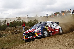 WRC Hirvonen earns first win with Citroen at Rally de Portugal