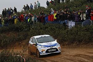 M-Sport WRC Academy Rally de Portugal summary