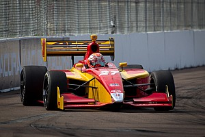 Indy Lights Andretti Autosport Birmingham race report