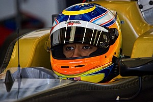 Malaysia's Ilyas determined for strong start to British F3 season
