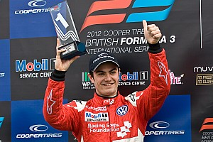 BF3 Jack Harvey Oulton Park event summary