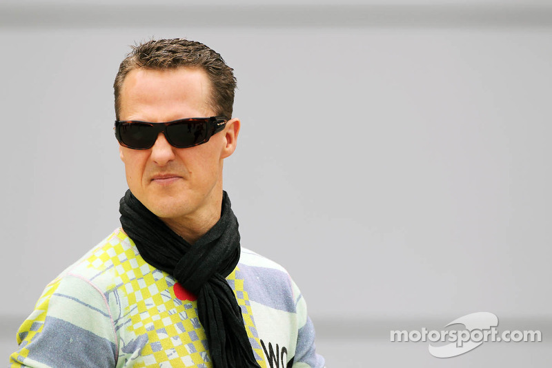 Double-DRS protest 'the normal game' - Schumacher