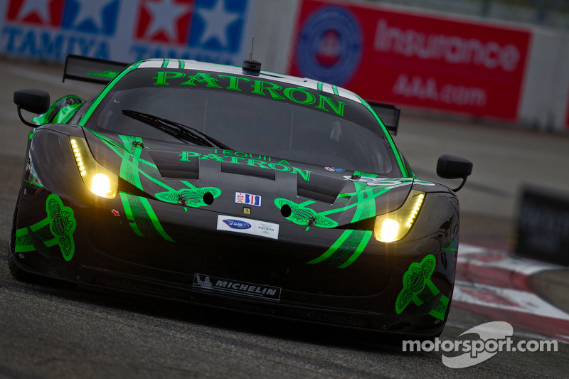 Extreme Speed Motorsports Long Beach Friday report