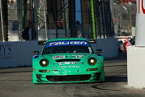 Porsche Long Beach race report